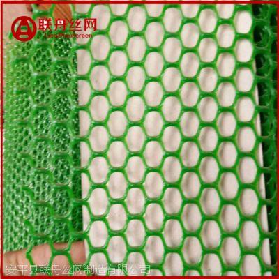 【联舟】供应塑料养殖网 聚乙烯纯料塑料平网的价格是多少