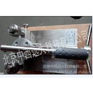 中西 携式手动压力泵(中西器材) 型号:BT库号:M400546