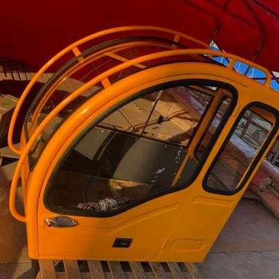 鹏齐机械 厂家定制驾驶室 吊车操作室 四不像拖拉机农用操作室