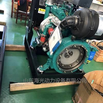 潍柴动力国三WP4D100E310柴油机80千瓦三相发电机组