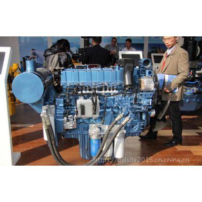 潍柴WP7G158E31低转速国三发动机 116KW工程机械型柴油机