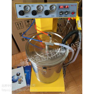中西(LQS厂家)静电喷涂机 型号:M321440库号:M321440