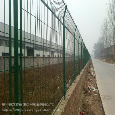 圈地护栏网 铁丝围墙网 工厂围墙网