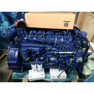 4缸潍柴WP5.200E40发动机 147kW车用国四增压中冷柴油机