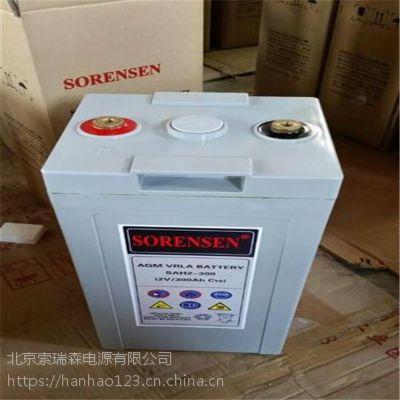 销售代理商索瑞森蓄电池SAL12V33AH 免维护铅酸蓄电池 尺寸 参数