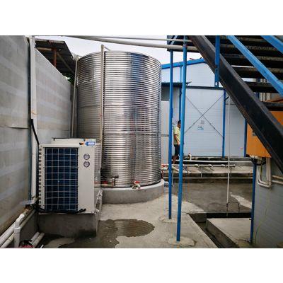 宾馆太阳能热水工程-中气能源-太阳能热水工程