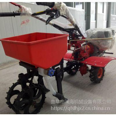 拖拉机耕田机 汽油土壤耕整机 多功能小型翻土旋耕机