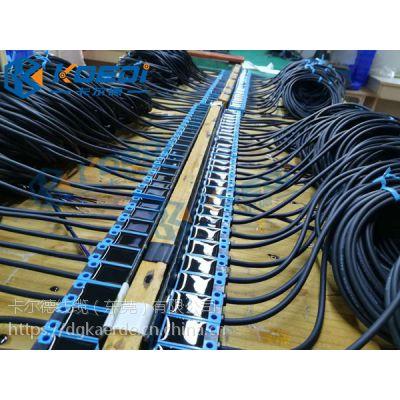 高柔性电缆厂家现货供应拖链电缆 柔性电缆 多芯屏蔽电缆TRVV 传感器电缆