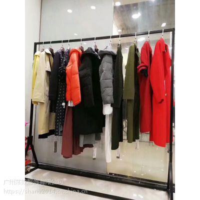 18雪丹枝思曼捷北京休闲棉麻品牌女装秋冬裤裙清货特价品牌折扣