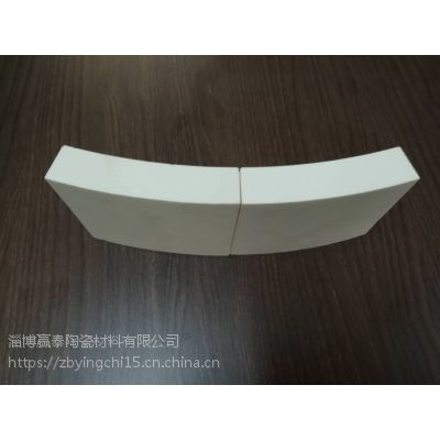 赢驰弧形耐磨陶瓷衬板滚筒专用