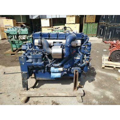 潍柴动力WP10.340NE32发动机 卡车用250kW增压中冷柴油机