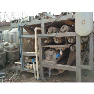 污泥处理设备 矿山设备 带式压滤机 砂石厂 环保设备