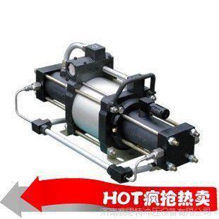 2016气动高压增压泵 可增压氧气氮气氢气氩气氦气二氧化碳等