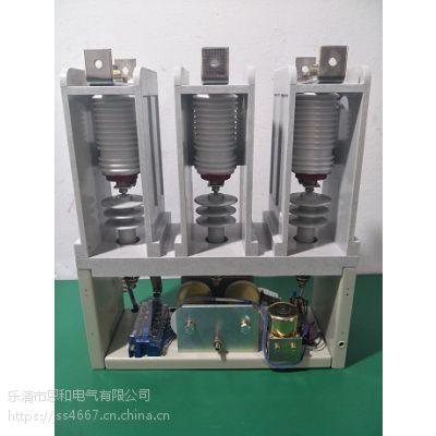 CKG3-400/7.2 户内交流高压真空接触器投切电容无功补偿专用