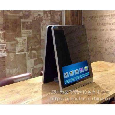 鑫飞XF-GG22MM 21.5寸壁挂镜面广告机显示屏智能魔镜试衣镜人体感应网络高清智能镜子