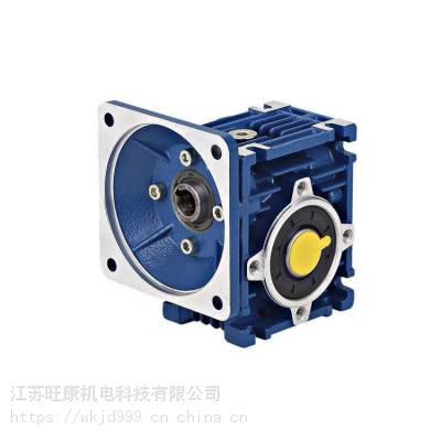 涡轮蜗杆减速机齿轮减速箱刹车配伺服交流步进电机NMRV030/RV025