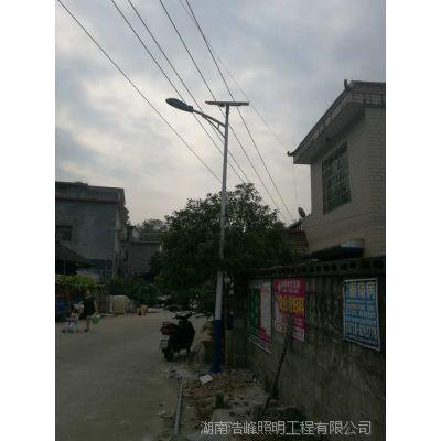 湖南临武锂电池太阳能路灯批发价格 锂电池太阳能路灯厂家选择
