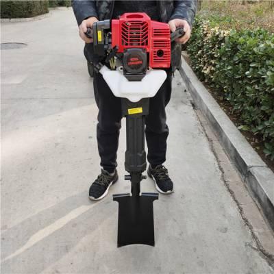 4.8马力苗圃断根挖苗机 新型便携式挖树机