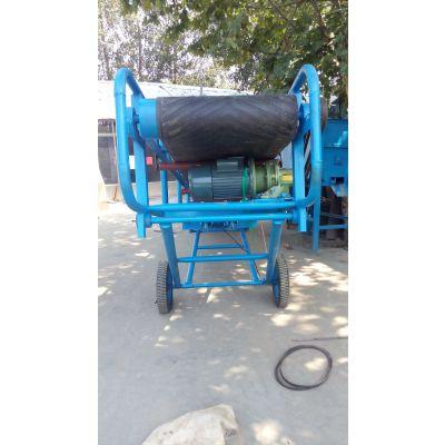 郴州新款皮带输送机生产商 包胶滚筒皮带输送机