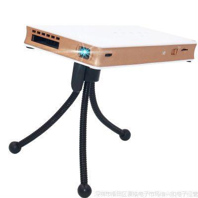 智能掌上投影仪 1080P家用 高清投影机 微型投影仪 DLP投影仪