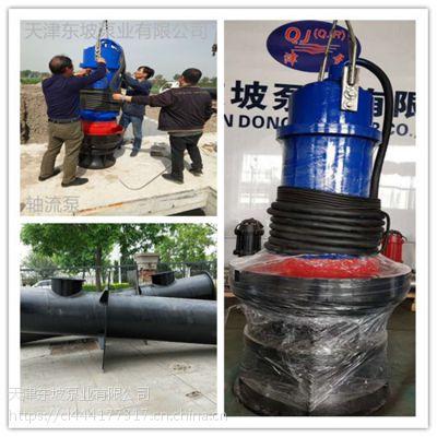 天津700QZB大排量潜水轴流泵-铸铁轴流泵