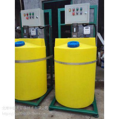空调冷却循环水全自动加药装置