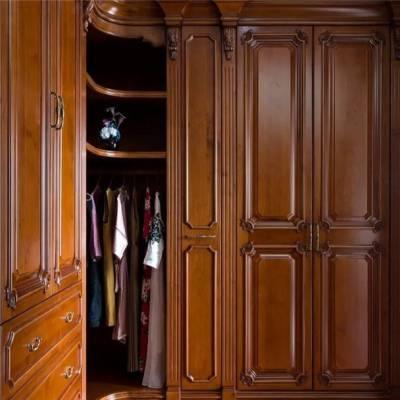 长沙原木欧式家具实力、原木书柜、护墙板订做品质材料