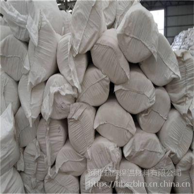 汝州市硅酸铝双面针刺毯报价60kg一平米