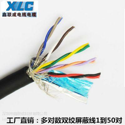 贵阳普通RVSP双绞屏蔽线厂家生产