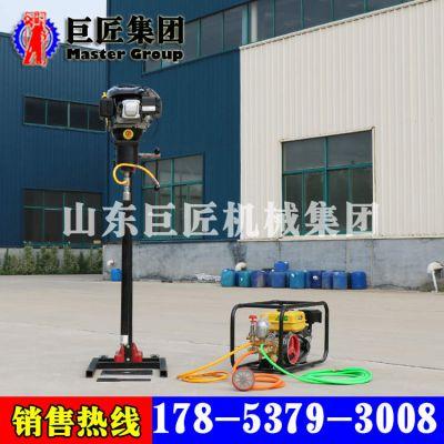 厂家直销巨匠BXZ-2L型立式背包岩心钻机 小型地质勘探钻机