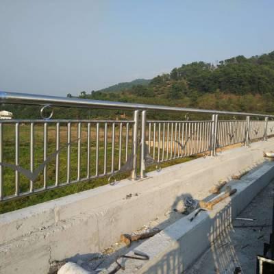 茂名河涌河道护栏栈道围栏规格 桥梁栏杆公园景观护栏