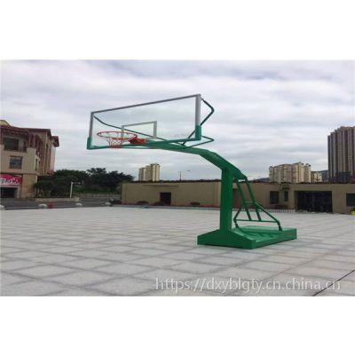 供应湖南学校用篮球架_移动篮球架_固定篮球架