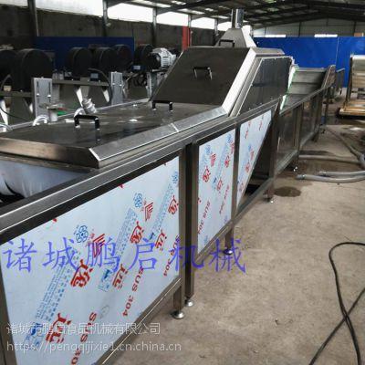 蔬菜漂烫机 玉米笋蒸煮设备厂家