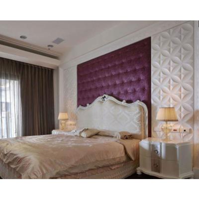 香港波浪板定制家居板欧式卧室床头背景墙装饰板造型板