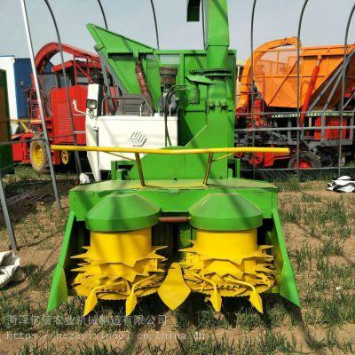 青储机收割机价格 农用收获机械 自走式玉米秸秆青储机