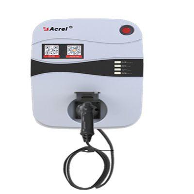 安科瑞电动汽车交流壁挂安装充电桩AEV-AC007DB*3刷卡二维码