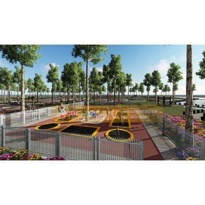 成都户外主题公园整体设计 城市公园规划定制 趣味游乐设备直销
