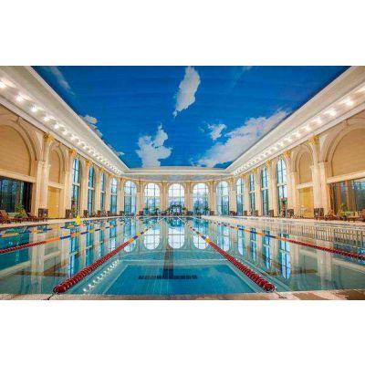 秦皇岛游泳池水处理系统安装-健普达康体设备安装