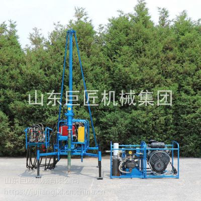 山地勘探钻机SDZ-30S气动山地钻机大马力新升级专业做物探