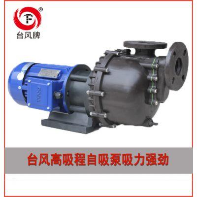 卧式自吸排污泵生产商 台风耐酸碱自吸泵 价格实惠