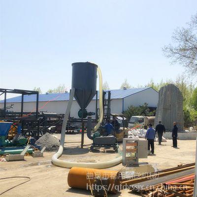 都用-60吨粉煤灰气力输送机 水泥粉装罐车用负压输送机