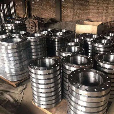 厂家现货不锈钢平板法兰 PL板式平焊法兰