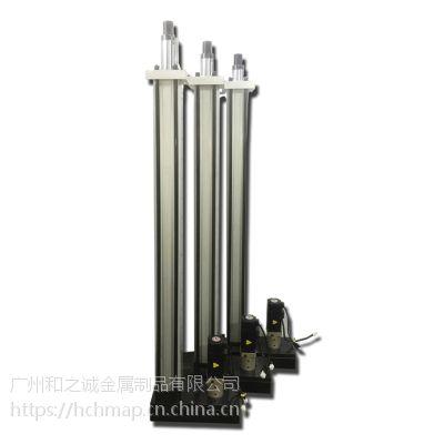 电动缸的结构种类和应用领域