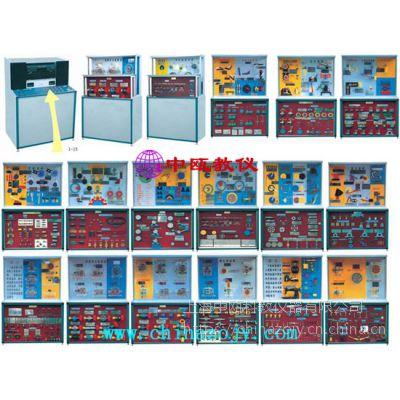 SZJ-CLG-01型 电脑控制《机械综合三合一》陈列柜|教学设备