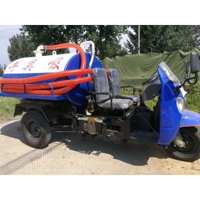高配置柴油吸污车 化粪池抽渣车 市政环卫专用吸粪车