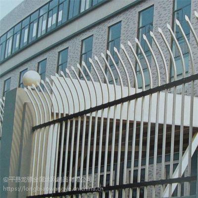社区栅栏价格 喷塑防护栏栅 庭院防护栏栅