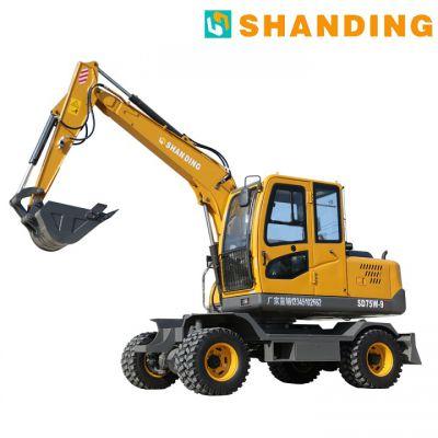 供应履带挖土机 轮式挖掘机 各种型号小挖机