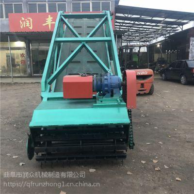液压控制行走轮取料机 汉阳节约人力刮料机 牧养场取料机设备
