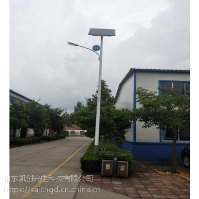 简单实用的太阳能LED路灯系统