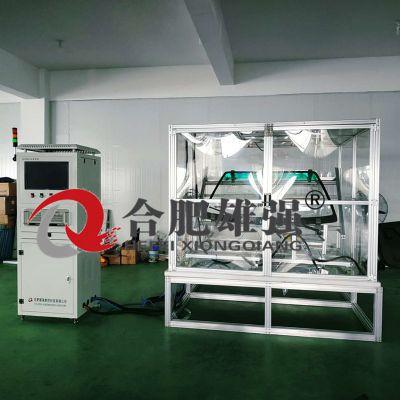雨刮器总成的机械寿命检测设备
